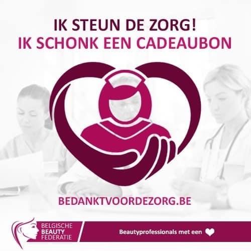 Wij steunen de zorgsector!
