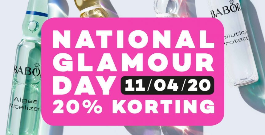 glamour day Roeselare instagram post
